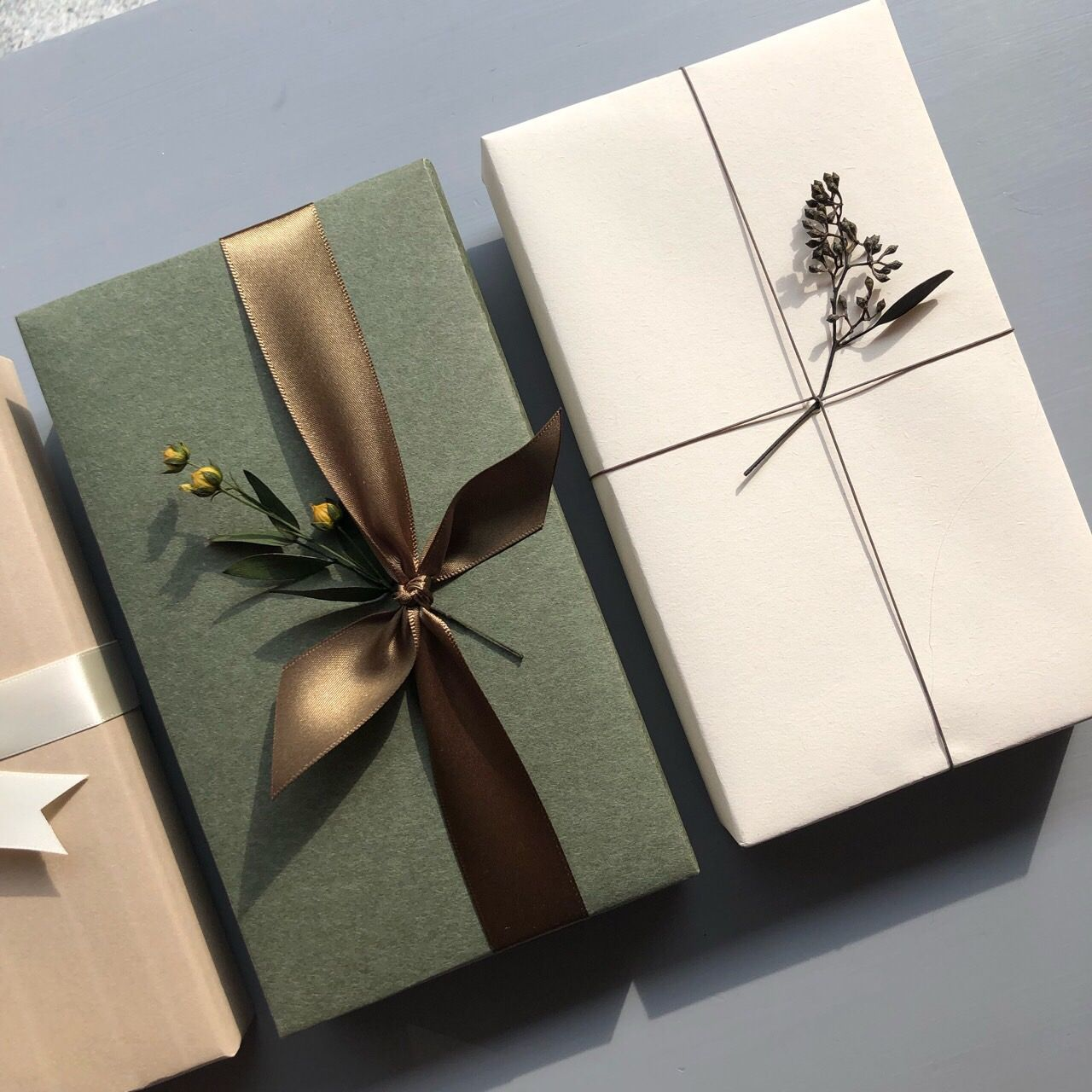Gift Wrapping, Minimally.
