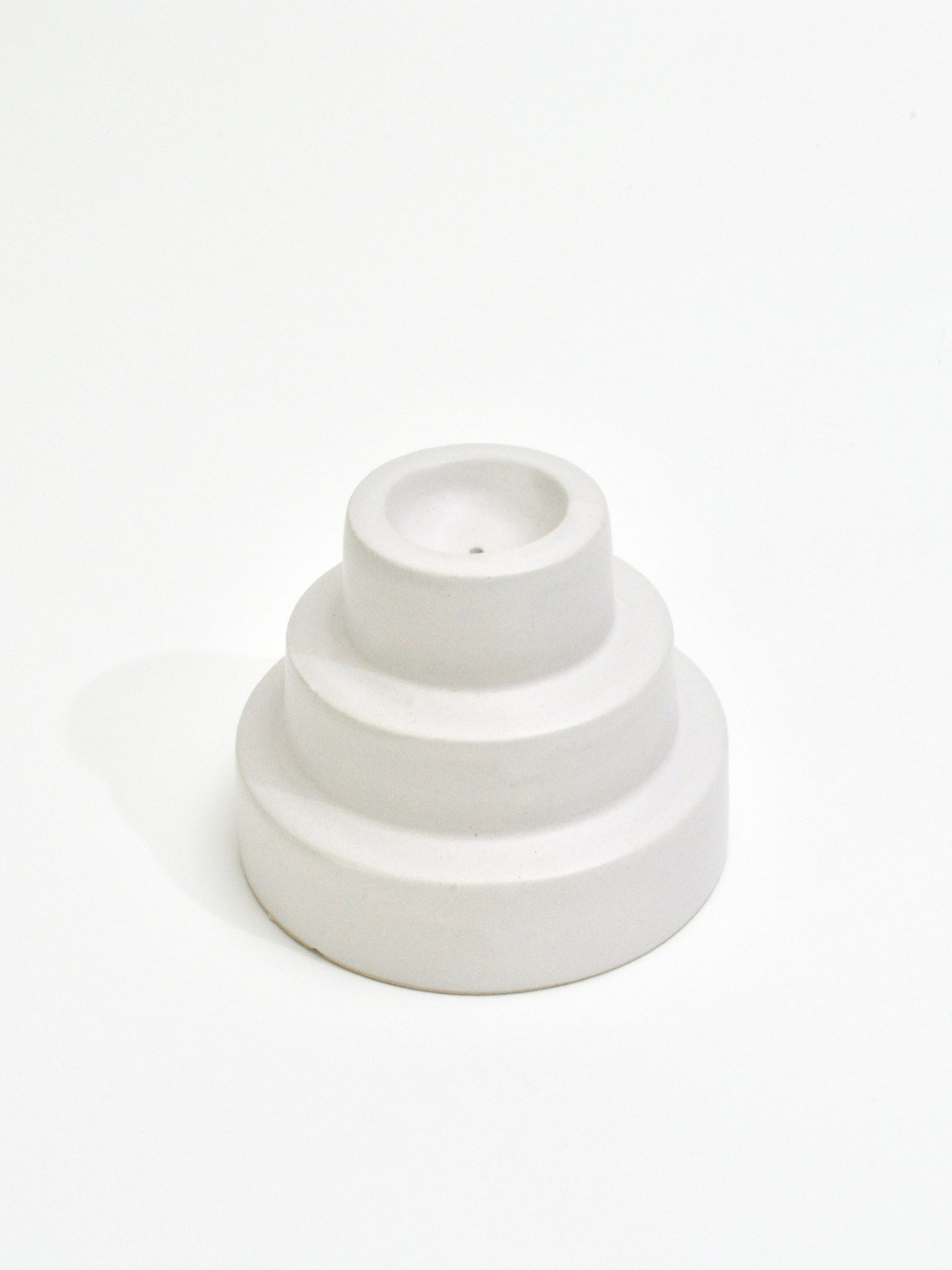 Step Taper Candle Holder