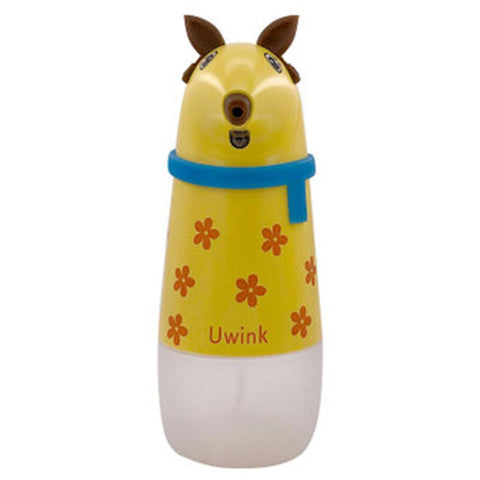 Kids Cute Animal Automatic Foam Soap Dispenser Smart Sensor Touchless Soap Dispenser Rechargeable Automatic Induction Liquid Soap Dispenser
