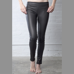 Daryl K Leather Leggings size 0