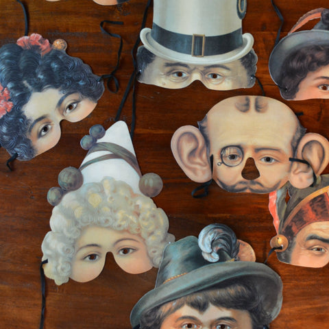 Moyse's Hall Masks