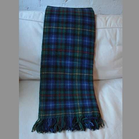 Flower of Scotland blanket