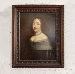 HANDSOME WOMAN, MID 17TH CENTURY