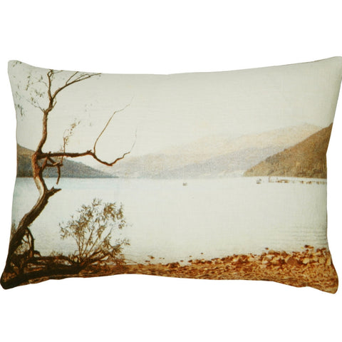 Blue Lake Pillow