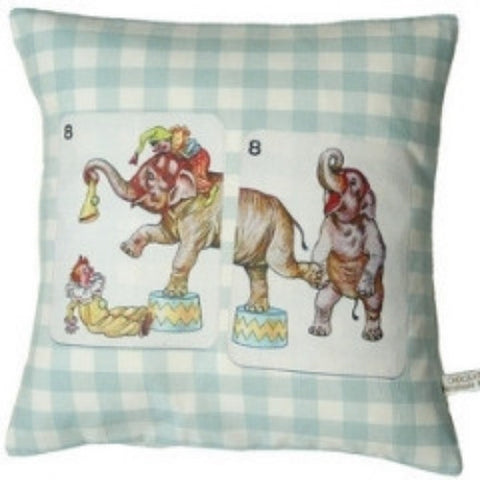 Tops & Tails Pillow