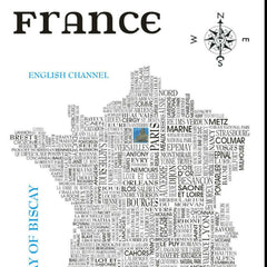 Word Map of France