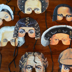 A Set of Historical Masks