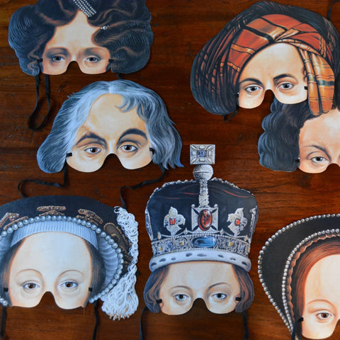 National Portrait Gallery Masks