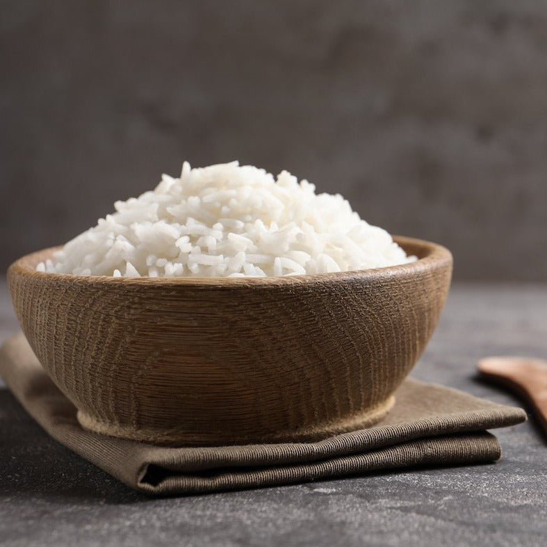 Steamed Jasmine Rice - Nutrify Prep