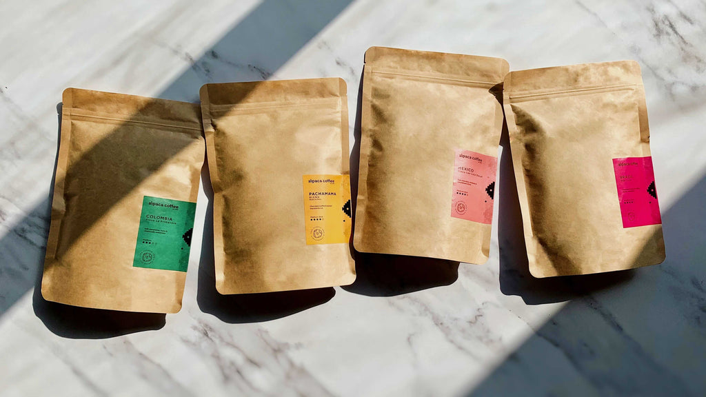 wholesale sustainable coffee plastic free