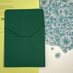 Amazone Square Straight Flap Envelope   110