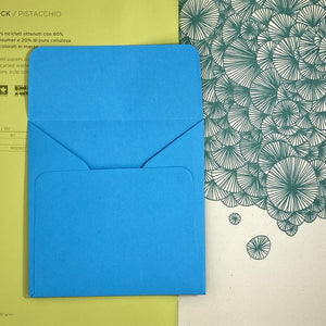 Arctique Square Straight Flap Envelope   110