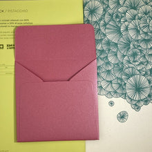Load image into Gallery viewer, Azalea Square Straight Flap Envelope   110
