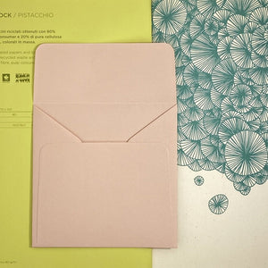 Cipria Square Straight Flap Envelope   110