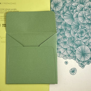 Fairway Square Straight Flap Envelope   110