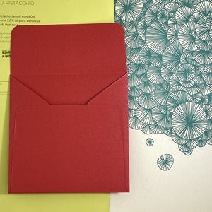 Jupiter Square Straight Flap Envelope   110