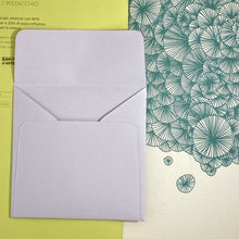 Load image into Gallery viewer, Kunzite Square Straight Flap Envelope   110