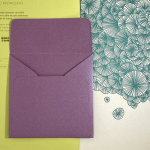 Punch Square Straight Flap Envelope   110