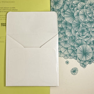 Quartz Square Straight Flap Envelope   110