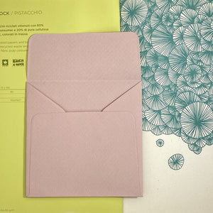 Cubeba Square Straight Flap Envelope   110