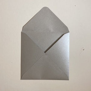 Square V Flap Envelope   145