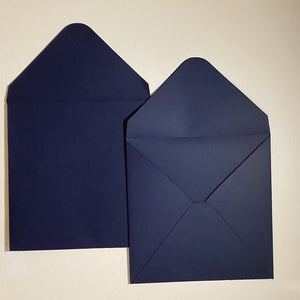 Blu V Flap Envelope   160