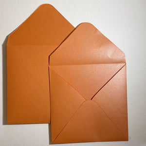 Flame V Flap Envelope   160