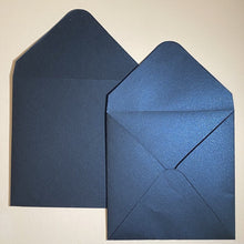 Load image into Gallery viewer, Lapislazuli V Flap Envelope   160