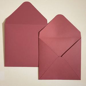 Malva V Flap Envelope   160