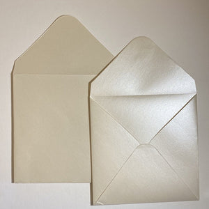 Opal V Flap Envelope   160