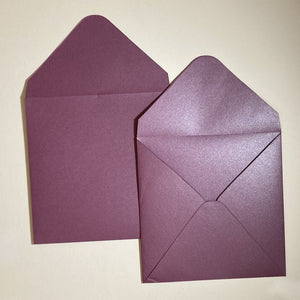 Punch V Flap Envelope   160