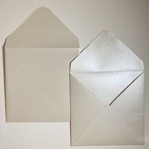 Quartz V Flap Envelope   160