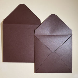 Ruby V Flap Envelope   160