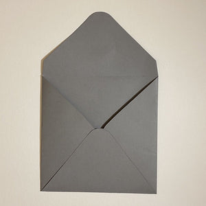 Slate V Flap Envelope   160