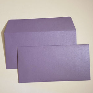 Amethyst DL Wallet Envelope