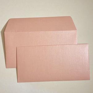 Rose Quartz DL Wallet Envelope