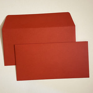 Vermillion DL Wallet Envelope