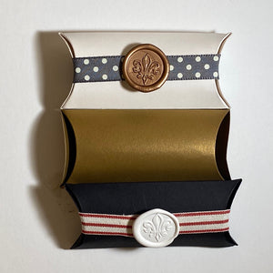Rectangle Pillow Box - Small