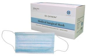 Medical Surgical Masks - Box of 50 - LifeSciencePlus