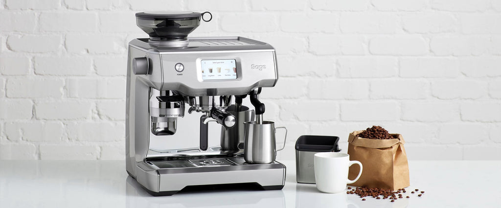 Sage Espresso Machines - Café Quality Coffee at Home