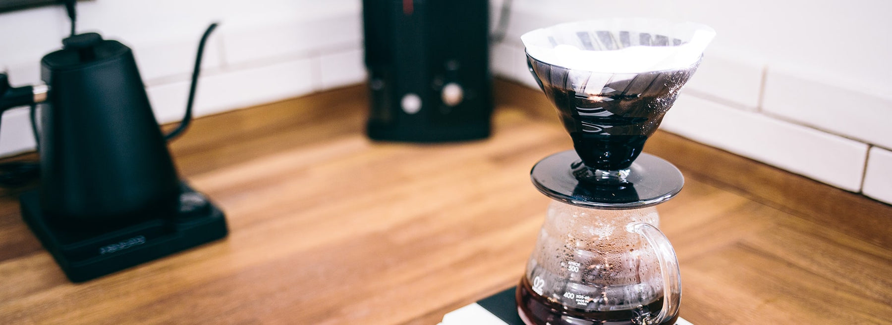 How to Brew Coffee with Hario V60 Coffee Dripper