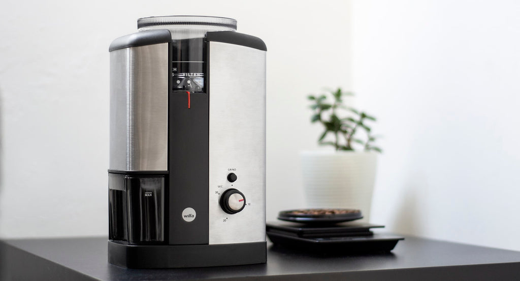 Wilfa Silver coffee grinder review