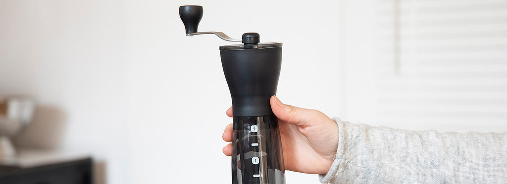 Hario Mini Mill PLUS Coffee Grinder Review