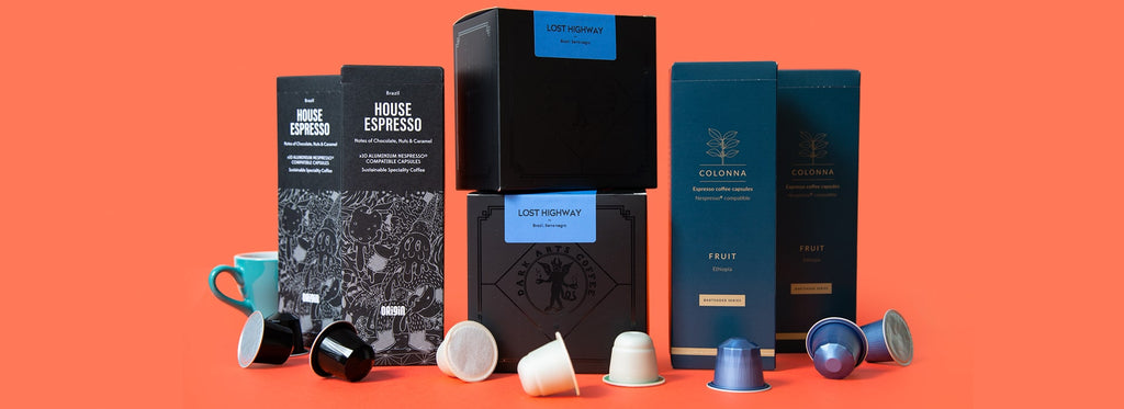 Introducing the Best Coffee Pod Subscription Box