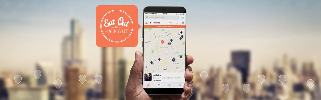 Introducing: Eat Out to Help Out filter