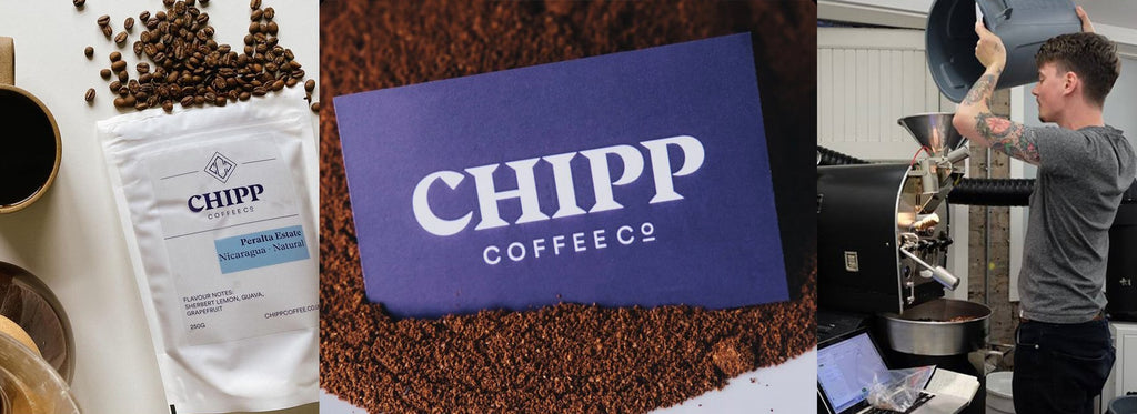 Coffee Roaster Introduction: Chipp Coffee
