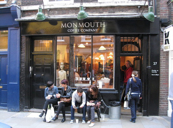 London's original speciality coffeeshops (open since 2008 or earlier)