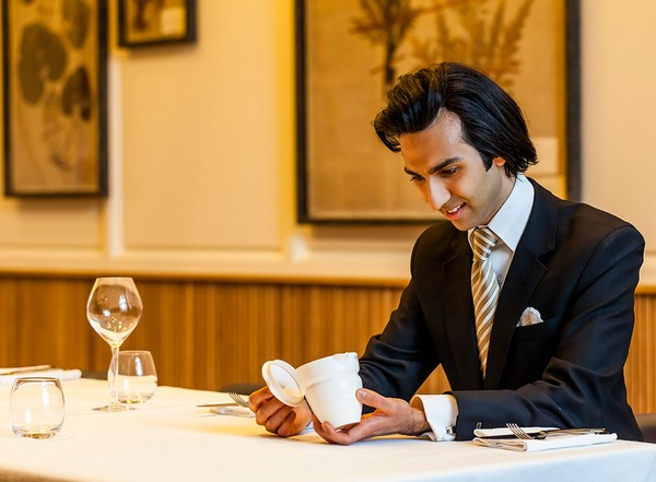 Tea and interview with Jameel Lalani