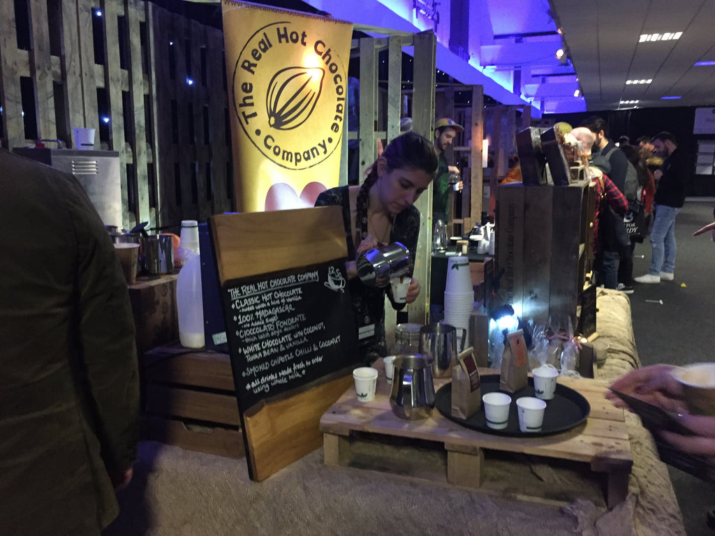 Edinburgh Coffee Festival round-up