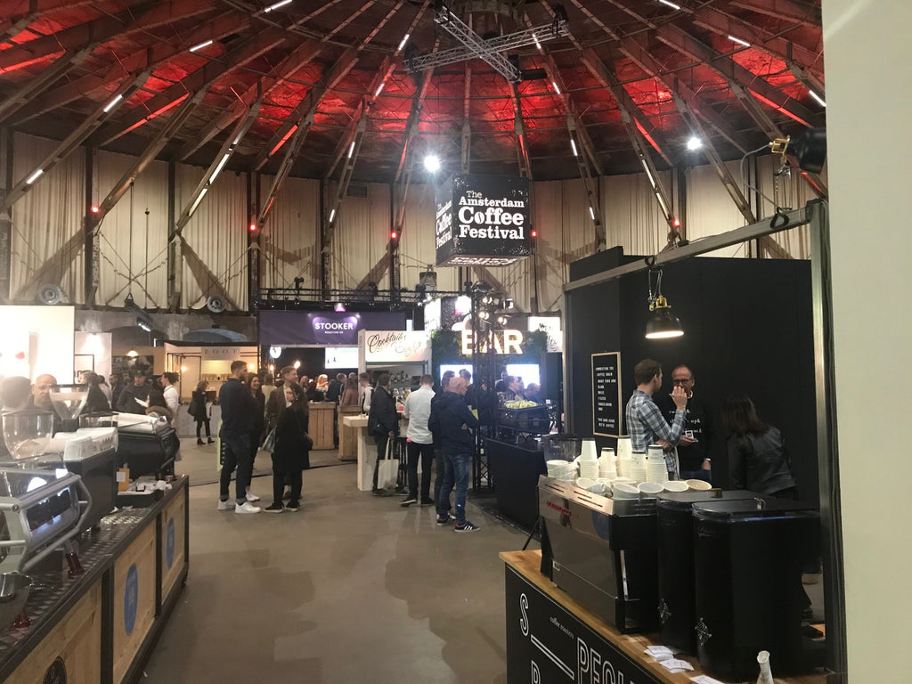 Did you miss Amsterdam Coffee Festival?